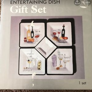 Entertainment Dish Set